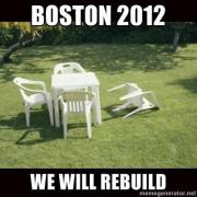 Boston Earthquake 2012 Rebuild
