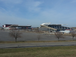 Kansas City Stadiums