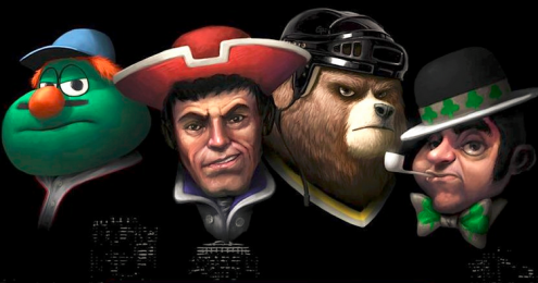 Mascots Wrong City