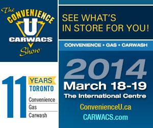 Convenience U CARWACS 2014